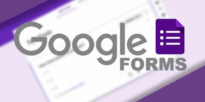 گوگل فرم
